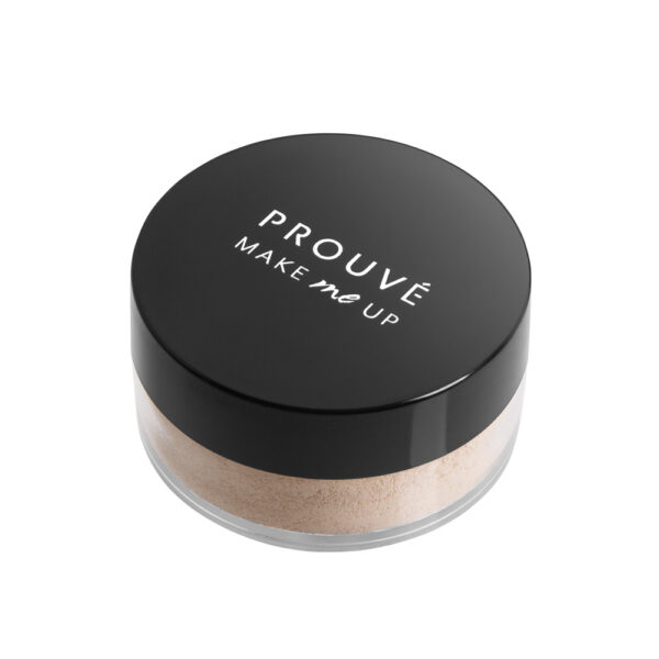 Mineral loose powder and foundation MATTE SKIN colour 1